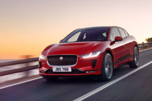 Jaguar i-Pace electric SUV production model now available to order