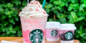 Starbucks dropped three killer new drinks for spring