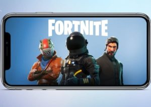 Fortnite iPhone X vs Xbox One X Gameplay Compared