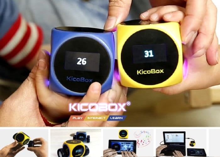 Learn Programming With KicoBox