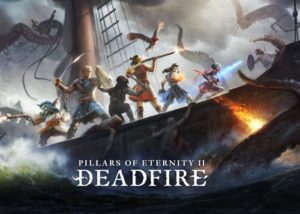 Pillars of Eternity 2 Deadfire New Boat Systems Demonstrated