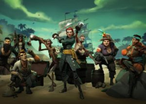 Sea of Thieves Final Beta Open To All On Xbox One And PC