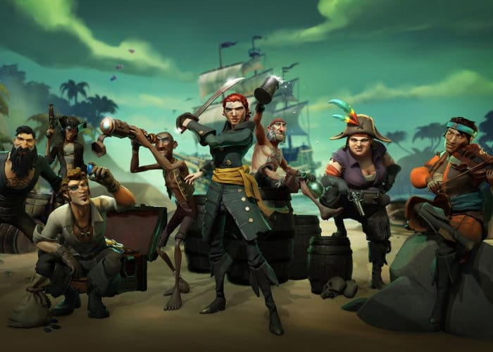 Sea of Thieves Final Beta