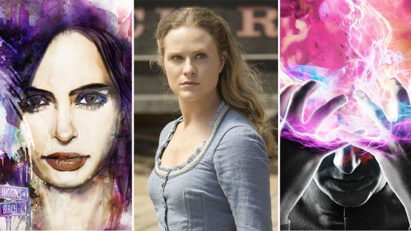 The best upcoming TV shows for 2018 - from Jessica Jones to