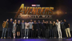 Avengers: Infinity War Ticket Presales Surpass Black Panther's Record