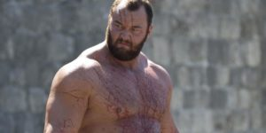 Game of Thrones' The Mountain actor sets a new ridiculously impressive world record