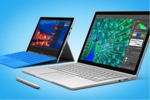 Microsoft's Surface Pro turns 5 amid rising competition and faltering sales