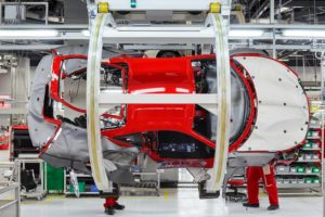 Inside the top-secret factory where new Ferraris are born