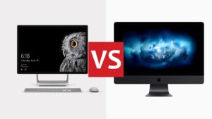 iMac Pro vs Microsoft Surface Studio: the premium all-in-ones go head-to-head