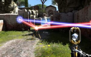 The Talos Principle started as Serious Sam 4