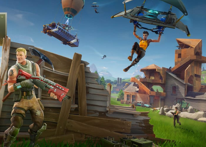 Fornite For iOS