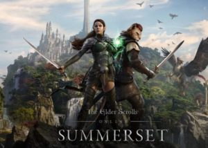 New Elder Scrolls Online Summerset Free 25 Minute Gameplay