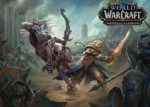 World of Warcraft Battle for Azeroth Arrives In August 14th 2018