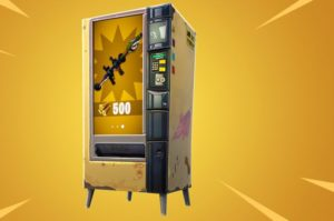 Where to find all of Fortnite's vending machines