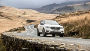 Can we achieve lagom with the Volvo XC40?