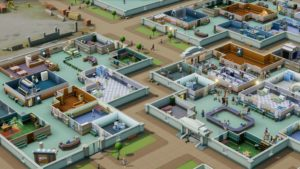 Two Point Hospital hands-on: Theme Hospital fans will LOVE it