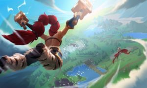 MOBA brawler Battlerite is getting a battle royale mode