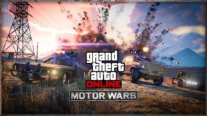GTA Online's battle royale mode Motor Wars gets double GTA$ and experience