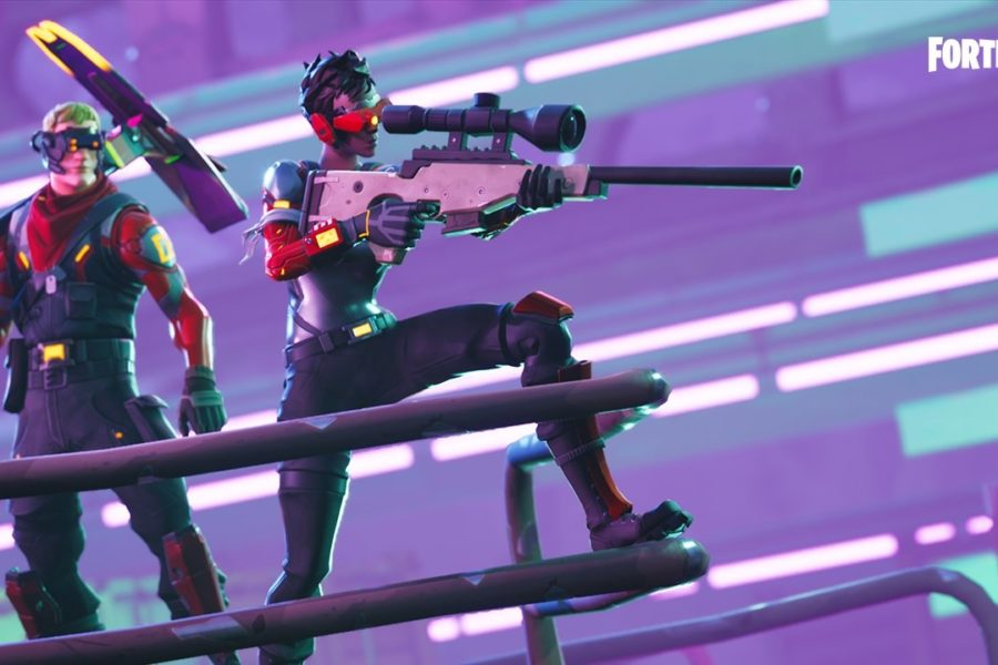 Fortnite wants to end 'build to win' with major weapon rebalancing and resource caps promised