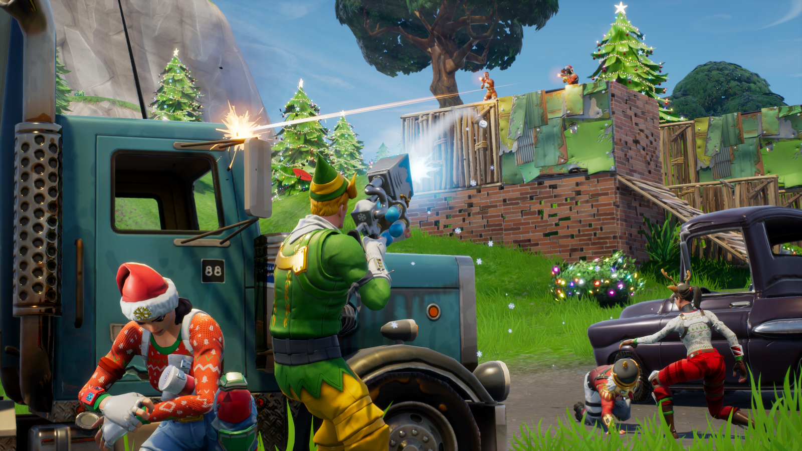 fortnite road trip challenges get the loading screens and find the hidden battle stars - fortnite road