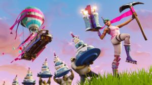 Fortnite birthday event is live now, complete with new challenges, rewards, and the best Battle Bus ever