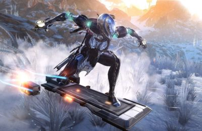 5 things you need to know about Warframe Fortuna, including hoverboards and animal scat