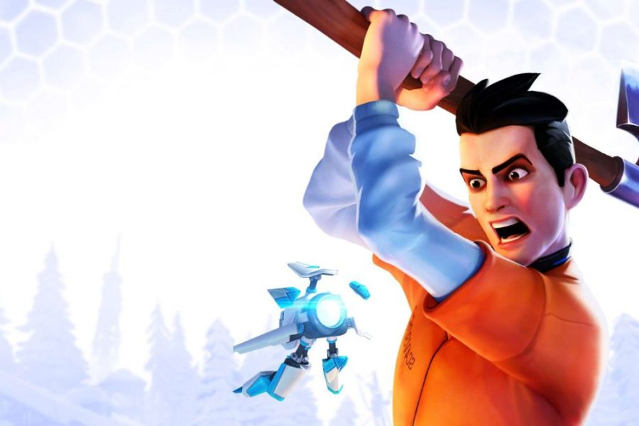 Darwin Project is your next free Battle Royale game, but this time it's exclusive to Xbox One