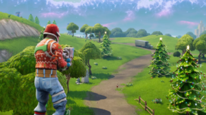 Where are the Fortnite rifts appearing on the map and what are they changing?