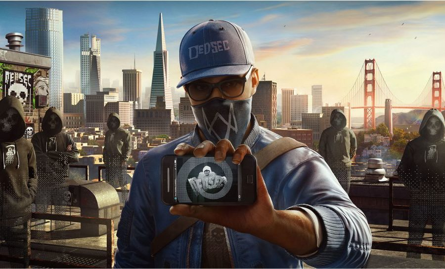 Ubisoft games have a new cliche, and it's turning us all into social media stars