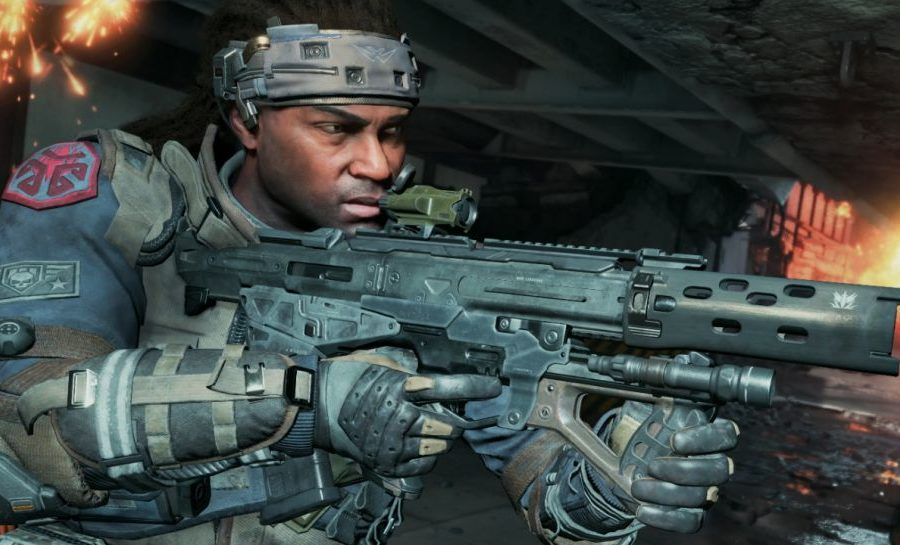 I love how healing is intentional and dangerous in Call of Duty: Black Ops 4
