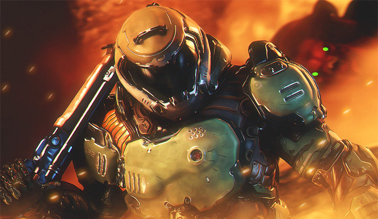 Check out the first Doom Eternal gameplay and don't miss these 5 game-changing details