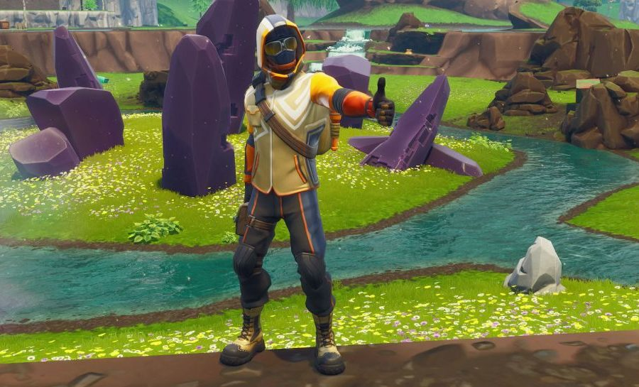 Fortnite's The Summit Striker Pack is the game's best deal
