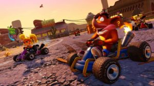 Fire up your nostalgia engines, Crash Team Racing Nitro-Fueled is bringing back the bandicoot