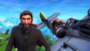Fortnite plane highlights include rocket dogfights, upside down snipes, and painful squishes