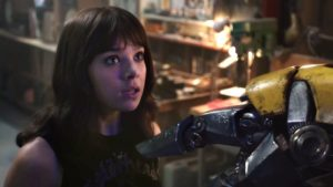 "BUMBLEBEE REVIEW: ""BIG YELLOW GUY GOT A FRESH, BREEZY FRANCHISE REINVENTION"""