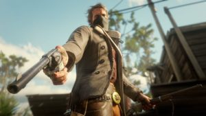 Red Dead Online players are organising Fight Club-style brawls – with rules, bouncers and secret rooftop arenas