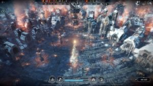 Frostpunk celebrates Christmas with a big tree and a free update