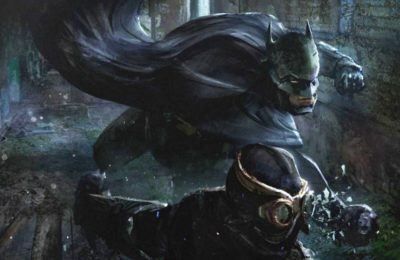 """Former Warner Bros employee says his Court of Owls paintings are """"just fan art"""", and not confirmation of a new Batman game"""