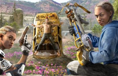 """FAR CRY NEW DAWN REVIEW: """"PUSHING FAR CRY'S SURVIVALIST FORMULA FURTHER THAN IT'S EVER BEEN"""""""