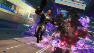 "CRACKDOWN 3 REVIEW: ""INSANE MIND BLOWING  CHAOTIC FUN BUT ALSO A CASE OF WASTED POTENTIAL"""