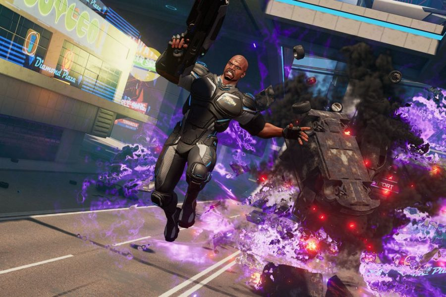 """CRACKDOWN 3 REVIEW: """"INSANE MIND BLOWING  CHAOTIC FUN BUT ALSO A CASE OF WASTED POTENTIAL"""""""