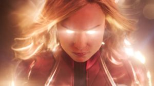 "CAPTAIN MARVEL REVIEW: ""MORE THAN LIVES UP TO THE BRAND NAME AND WEARS IT WITH PRIDE"""