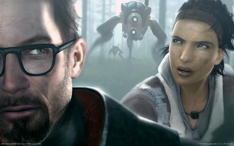 Published interesting facts about the creation of Half-Life 2