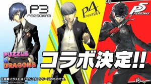 The history of the Persona series. Part 4. Persona 3